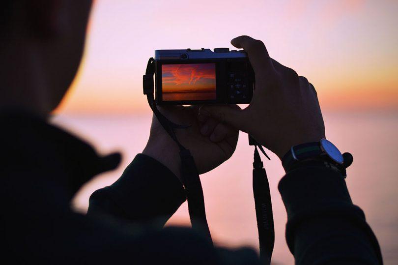Foto's maken op vakantie