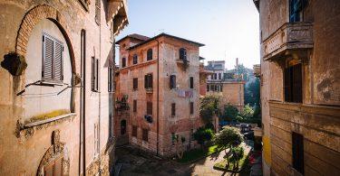 Rome top5 bestemmingen